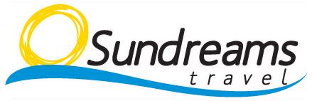 sundreamstravel logo stroke
